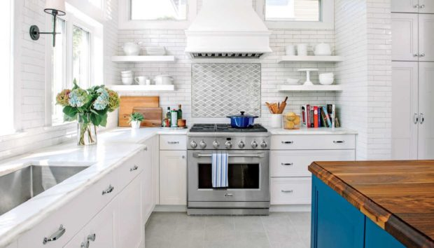 10 Λόγοι που οι Λευκές Κουζίνες Είναι και θα Παραμείνουν στο Επίκεντρο