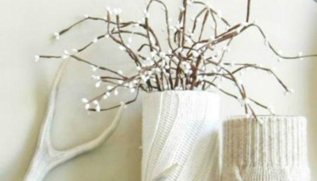 """Τα πιο Εύκολα Χειμωνιάτικα Διακοσμητικά για να """"Ζεστάνετε"""" το Σπίτι σας!"""