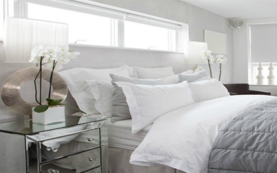8 Υπέροχες Ιδέες για να Βάψετε το Υπνοδωμάτιο