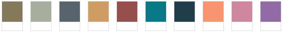 Αυτά είναι τα χρώματα που προτείνει η Pantone για το φθινόπωρο 2015.