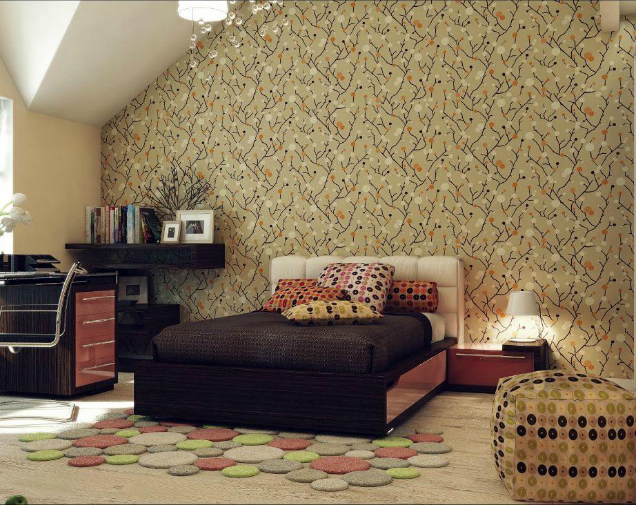 Το μπεζ είναι ένα από τα πιο in χρώματα της σεζόν για τη διακόσμηση του δωματίου σας.