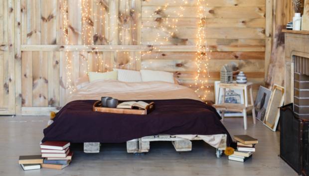 9+1 Ιδέες για να Κάνετε το Υπνοδωμάτιο και Βιβλιοθήκη