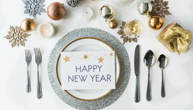 10 Τρικς για το πιο Όμορφο Πρωτοχρονιάτικο Τραπέζι