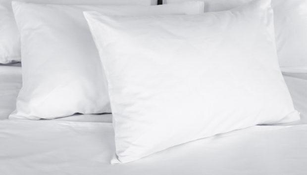 πουπουλένια μαξιλάρια