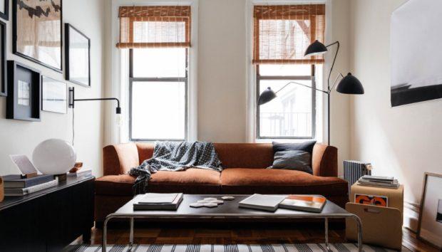 Το Διαμέρισμα των 46τμ. που θα σας Κάνει να Θέλετε να Μειώσετε το Μέγεθος του Σπιτιού σας