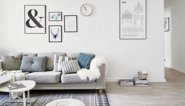 Σκανδιναβική Διακόσμηση: Όλα τα Μυστικά για να Φαίνεται το Σπίτι σας Μεγαλύτερο