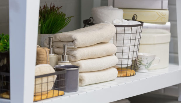 Μετατρέψτε το Μικρό σας Μπάνιο σε μια Όαση Οργάνωσης με Αυτές τις Ιδέες