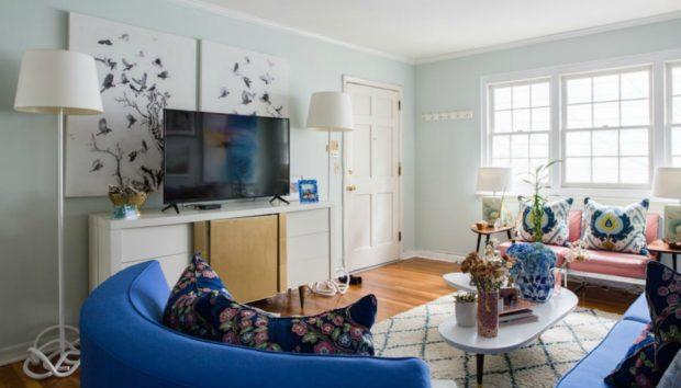Ένα Υπέροχο Σπίτι 74 τμ που θα σας Δώσει Όμορφες Ιδέες Διακόσμησης!