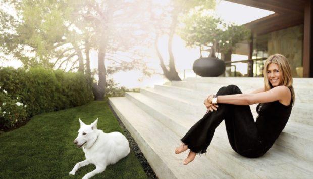 Περιήγηση στο Ονειρικό Σπίτι της Jennifer Aniston στην Καλιφόρνια