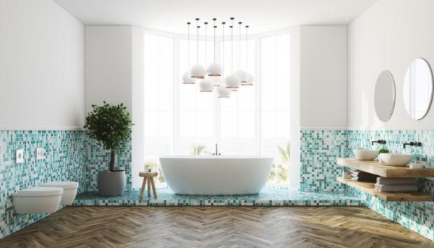 Διακοσμήστε και Οργανώστε το Μπάνιο σας με Αυτές τις Έξυπνες Ιδέες