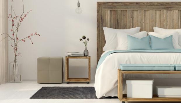 9 Απίστευτα Υπνοδωμάτια που Διακοσμηθήκαν Χωρίς Κόστος