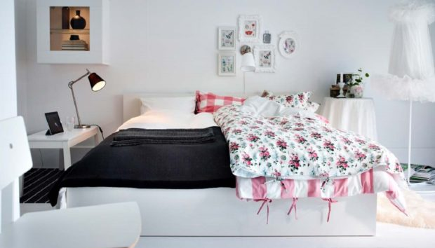 Έτσι θα Φτιάξετε το Τέλειο Υπνοδωμάτιο με Ελάχιστα Χρήματα