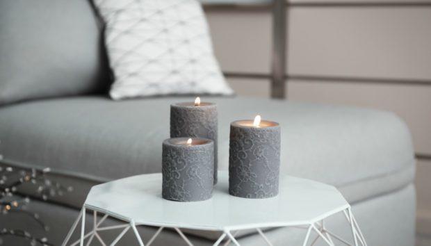 Φτιάξτε Μόνοι σας το Τέλειο Διακοσμητικό για Κεριά
