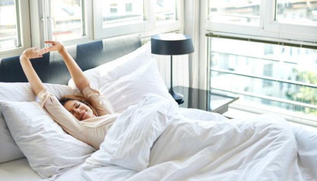 10 Πράγματα που Μπορείτε να Κάνετε Μόλις Ξυπνάτε για να Πάει Καλά η Μέρα σας