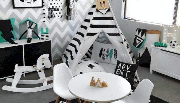 Ιδέες για Ένα Διασκεδαστικό Παιδικό Δωμάτιο!