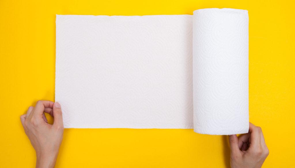 Ένα Απλό Τρικ για να Χρησιμοποιείτε Λιγότερο Χαρτί Κουζίνας bb55d9bcfd9