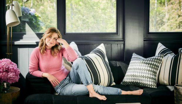 Η Πρωταγωνίστρια του Grey's Anatomy μας Δείχνει το Σπίτι της στα Hamptons!