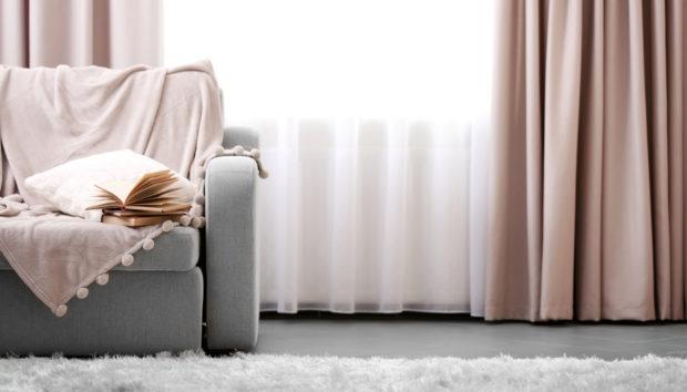 10 Έξυπνες Ιδέες για Κουρτίνες για να Δοκιμάσετε στο Σαλόνι σας!