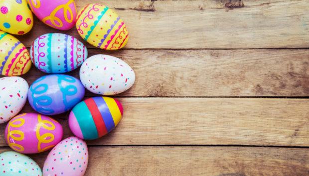 10 Πασχαλινά Αυγά Τόσο Όμορφα που Δεν θα Θέλετε να τα Φάτε!