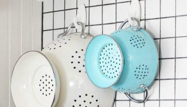 6 Σημεία στην Κουζίνα που Μπορείτε να Βάλετε Γατζάκια!