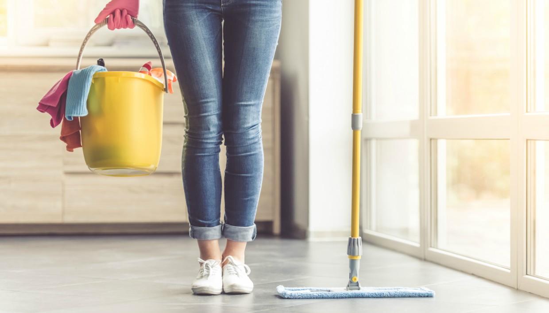 δεν σκέφτεστε συχνά να καθαρίσετε