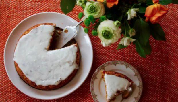 Αυτό Είναι το Κέικ Καρότου που Έκανε Διάσημο στο Παρίσι το Rose Bakery!