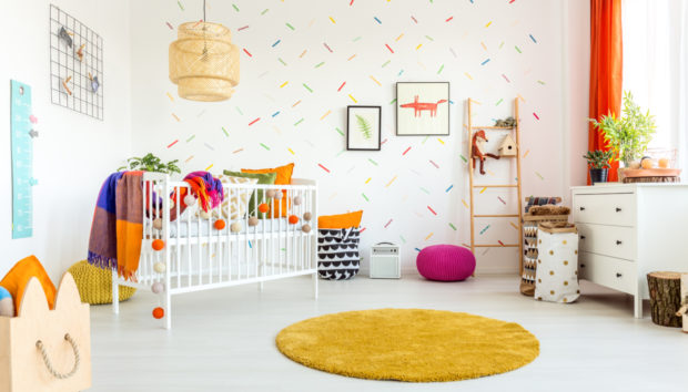 Δημιουργήστε το πιο Όμορφο Παιδικό Δωμάτιο με Αυτές τις Ιδέες!