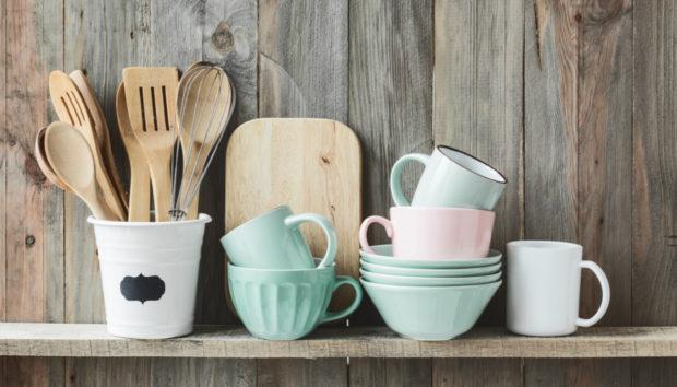 Πάγκος Κουζίνας: 10 Τρόποι για να τον Διακοσμήσετε σαν Επαγγελματίας Διακοσμητής