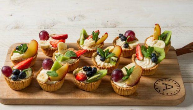 Ταρτάκια με Φρούτα: Φτιάξτε το πιο Ανοιξιάτικο Γλυκό!