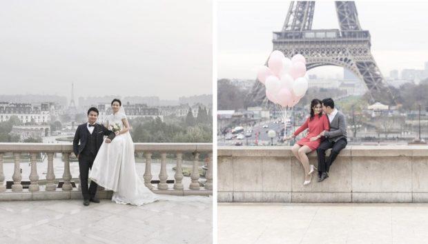 Δεν θα Πιστεύετε Πόσο Μοιάζει Αυτή ηΚινεζική Πόλη με το Παρίσι!