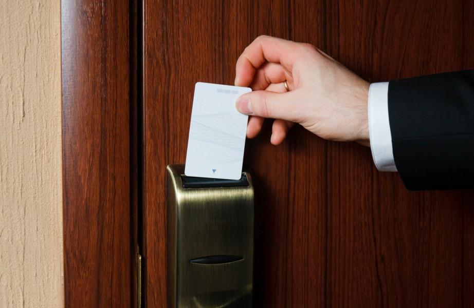 κάρτες δωματίου