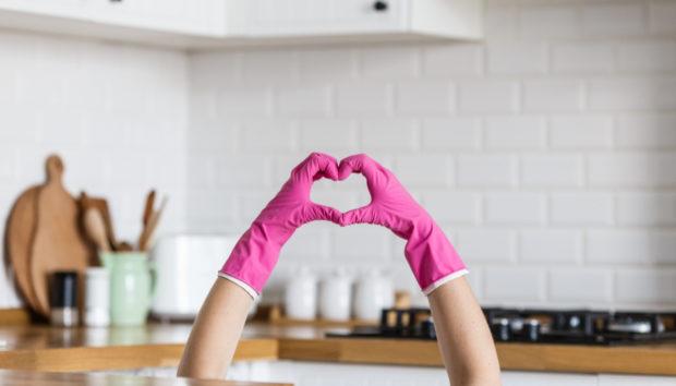 Αυτά τα 7 Σημεία στην Κουζίνα Ξεχνάτε να τα Καθαρίσετε!