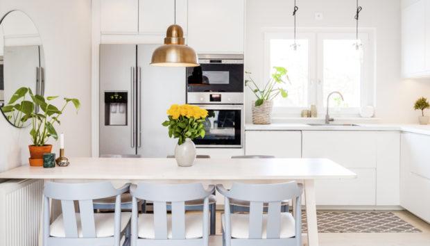 10 Οικονομικοί Τρόποι που θα Μεταμορφώσουν Οποιαδήποτε Κουζίνα