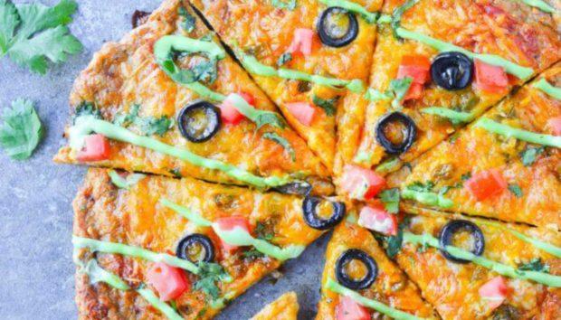 Πίτσα με Ζύμη Από Κοτόπουλο; Φτιάξτε την πιο Εναλλακτική Συνταγή