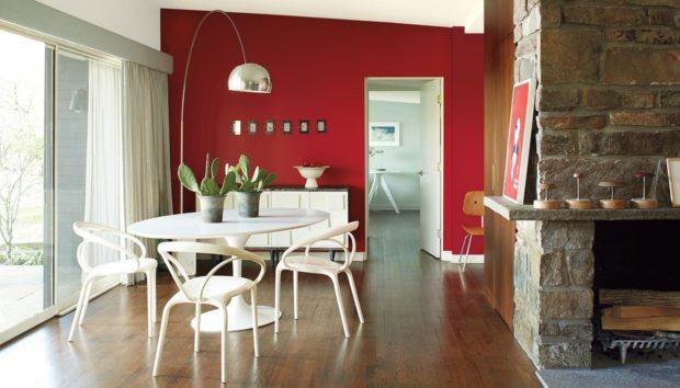 Πιάστε ένα Ρολό στα Χέρια και Βάλτε Αυτά τα Μοντέρνα Χρώματα στο Σπίτι σας!