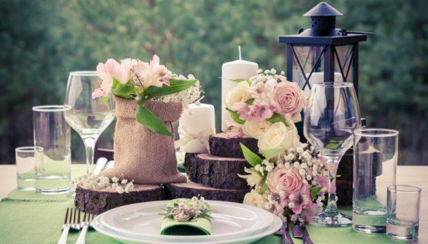 DIY: Ένα Πανέμορφο Διακοσμητικό για τον Γάμο σας!