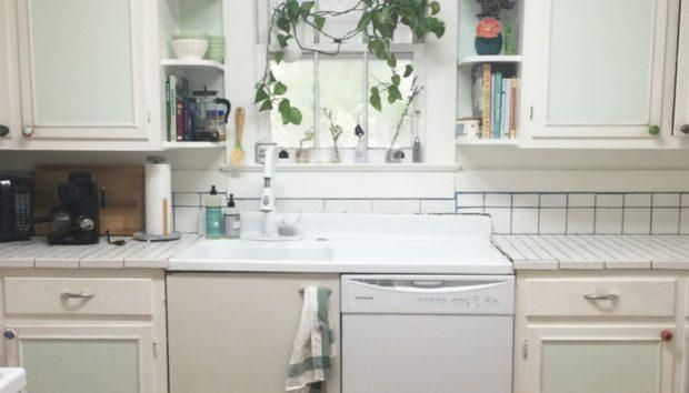 Πριν & Μετά: Η Αλλαγή Αυτής της Κουζίνας Είναι Απλά Μαγική
