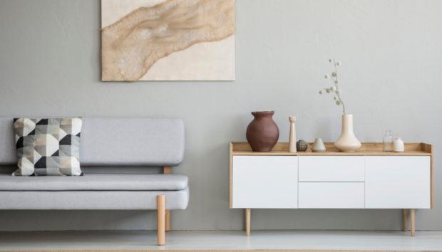 Αυτό το Σκανδιναβικό Διαμέρισμα 40 τμ Είναι Πανέξυπνα Διακοσμημένο
