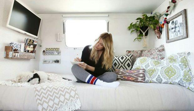 10 Μικροσκοπικά Υπνοδωμάτια που Έχουν Πολύ Στιλ!