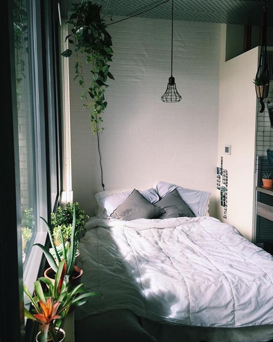 μικροσκοπικά υπνοδωμάτια