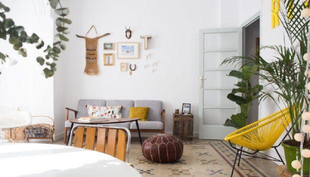 Αυτό το Ζευγάρι Ζει σε Ένα Πανέμορφο Vintage Σπίτι στην Ισπανία
