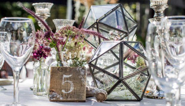 5 Διακοσμητικές Τάσεις για το Γαμήλιο Τραπέζι του 2018!