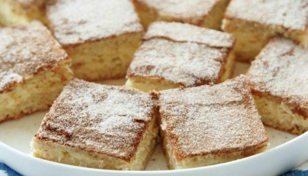 Ένα Πεντανόστιμο Γλυκό Φτιαγμένο με 6 Μόνο Υλικά!