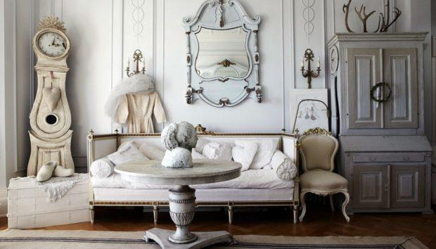 10 Τρόποι για να Κάνετε ένα Καινούργιο Σπίτι να Φαίνεται Παλιό