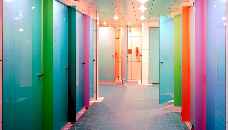δημόσιες τουαλέτες