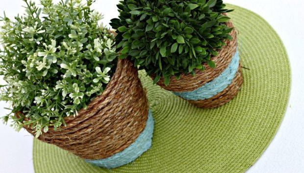 5 Καλοκαιρινά DIY που θα Ανανεώσουν τον Κήπο και την Βεράντα σας