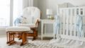 vintage βρεφικά υπνοδωμάτια