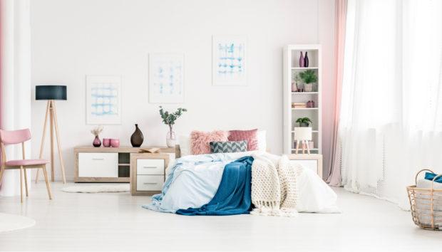 12 Υπνοδωμάτια που θα σας Δώσουν Πανέμορφες Ιδέες για το Δικό σας!