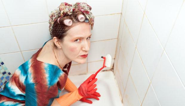 Μπάνιο: τα 7 πιο Βρώμικα Σημεία του και πώς να τα Καθαρίσετε