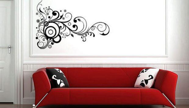 άδειο τοίχο